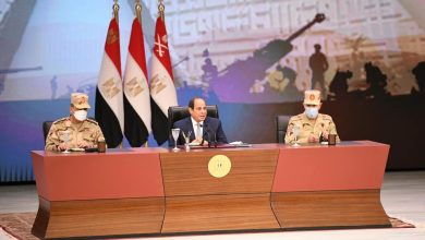 «وام» تبرز تأكيد الرئيس السيسي على أن أمن الخليج مرتبط بالأمن المصري