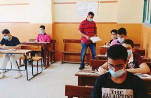 استغاثة طلاب الدبلوم التجاري بالشرقية من امتحان الضرائب