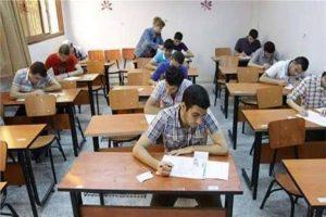 التعليم : ضبط حالة غش واحدة اثناء امتحان الديناميكا في محافظة الجيزة