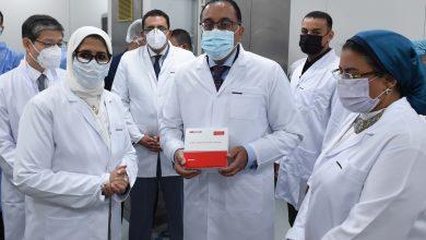 رئيس الوزراء يتابع إنتاج الدفعة الأولى من لقاح كورونا ويؤكدامتلاك القدرة على إنتاج الأدوية أمن قومي ونسعى لإنتاج 8 لقاحات