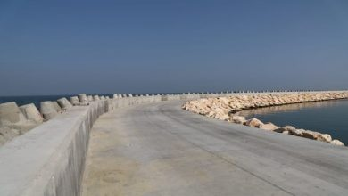 """""""الرى"""" تنفذ عدد من المشروعات الكبرى لحماية السواحل المصرية"""