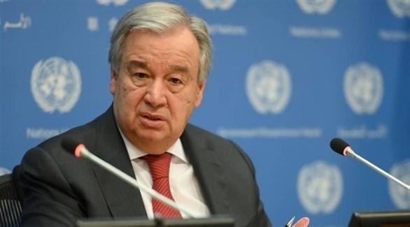 الأمم المتحدة قلقة إزاء التوترات بين لبنان وإسرائيل