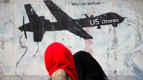 """صحيفة أمريكية: واشنطن استخدمت ضد """"داعش"""" في أفغانستان سلاح """"نينجا"""" السري"""