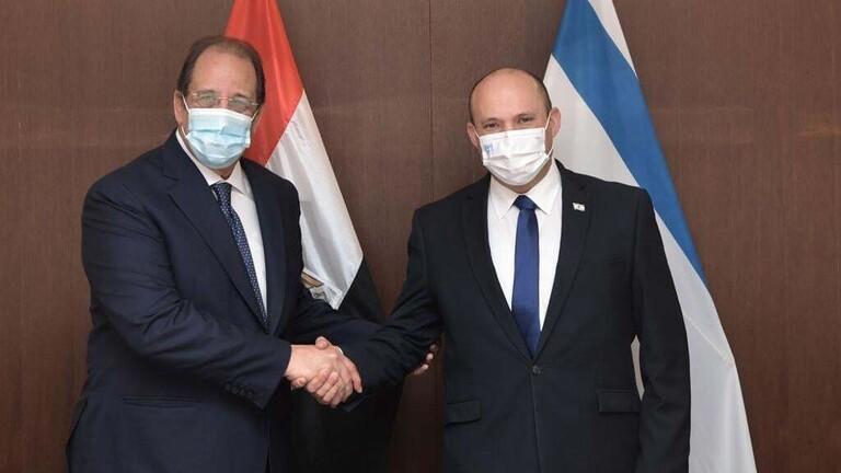السيسي يدعو بينيت لزيارة مصر خلال الأسابيع القليلة المقبلة
