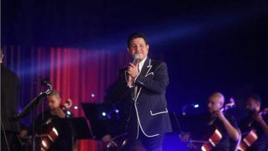 أمير الغناء العربي يُشعِّل«الأوبرا» بأمسية صيفية رومانسية