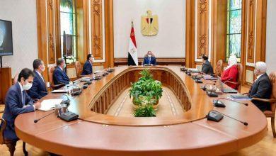 الرئيس السيسي يوجه بتعزيز منظومة دعم العاملين بمجال الفن وتحسين معاشات اعضاء النقابات الفنية والتشكيلية