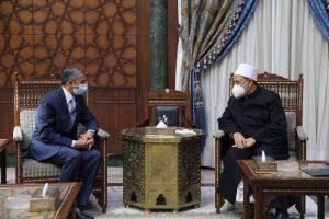 الإمام الأكبر:الأزهر والفاتيكان تلاقيا من أجل الأخوة الإنسانية والسلام العالمى