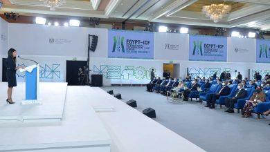 المشاط:منتدى مصر للتعاون الدولي يناقش التمكين الاقتصادي للشباب والمرأة