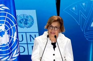 راندا أبو الحسن: الإصلاحات التي انتهجتها مصر عالجت تحديات تنموية مزمنة