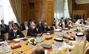 نص البيان الختامي لمؤتمر العمل العربي في دورته الـ«47»