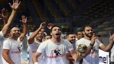 الزمالك بطلًا لكأس السوبر الأفريقي بعد الفوز على الأهلي «28-27»