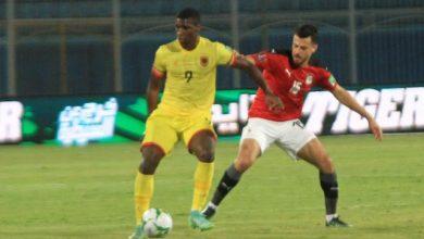 بأداء باهت منتخب مصر يفوز علي انجولا بهدف في تصفيات المونديال