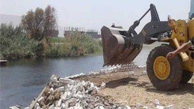 إجمالى المخالفات التى تمت إزالتها على نهر النيل ٦٩٠٥٢ إزالة