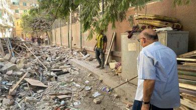 «القاهرة»: إخلاء العقارات المجاورة لمنزل باب الشعرية لتأمينها من خطر الانهيار