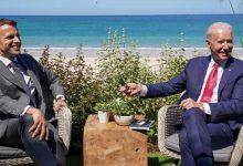 أخبار عالمية وعربية ..بايدن وماكرون يبحثان تعزيز الدفاع في أوروبا فى مقابلة قريبة بروما