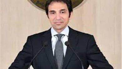 """""""راضي"""": مصر لها دور كبير في المنطقة بفضل القيادة السياسية الحكيمة"""