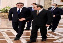 عودة الحياة حكومة ليبيا : زيارة القاهرة فرصة للاستفادة من النهضة التي تشهدها مصر