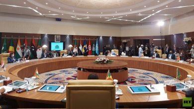 """اختتام مؤتمر """"دول الجوار الليبي"""".. اجتماع قادم في ليبيا واتفاق على تفعيل الاتفاق الرباعي"""
