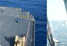 """المتحدث العسكرى : رئيس الأركان يشهد أحد الأنشطة التدريبية البحرية ضمن """"النجم الساطع"""""""
